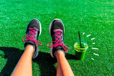 despues de hacer ejercicio
