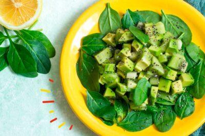 Comer más vegetales y plantas