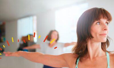 Gana vitalidad con el ejercicio