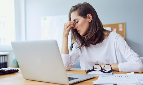 Defensas bajas y el estrés