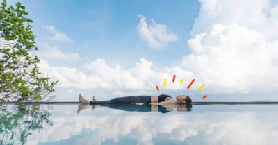 Yoga nidra qué beneficios tiene