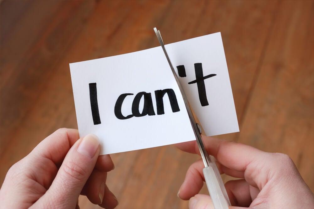 Tomar impulso para autosuperarse a uno mismo