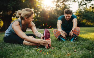 entrenamiento al aire libre