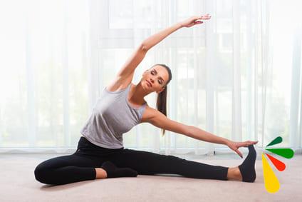 Ejercicios para respiración y relajación muscular