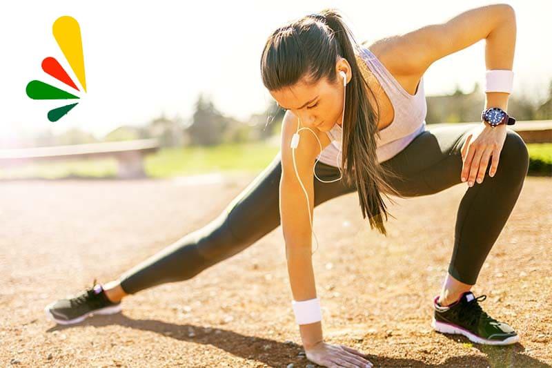 Estiramientos para la relajación muscular