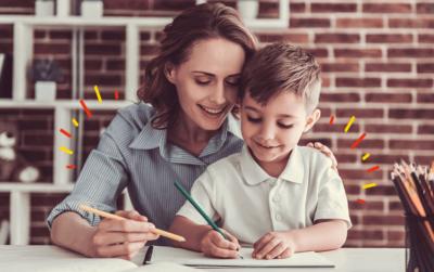 Autoestima en niños de 6 a 12 años