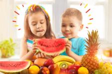 COMIDA SANA PARA NIÑOS: NECESIDADES NUTRICIONALES Y DIETA EQUILIBRADA
