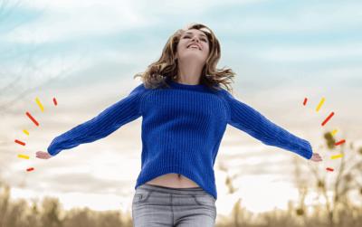 Mejora tu autoestima para llenarte de vitalidad