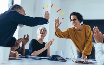 Motivación de equipo: divide el esfuerzo y multiplica tus resultados