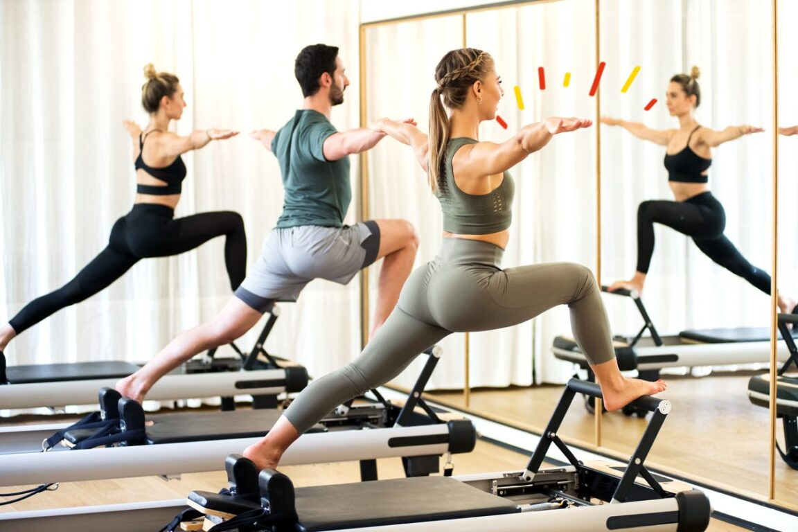 Pilates reformer beneficios