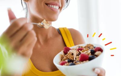 Qué tomar para tener energía, alimentación saludable