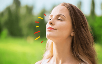 Respiración clavicular: tu forma de respirar puede afectar tu vitalidad