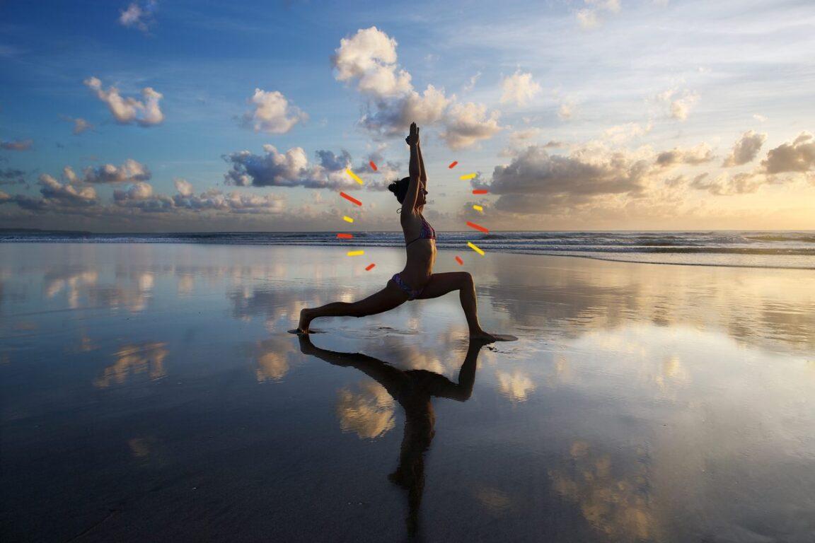 posturas de iniciación al yoga