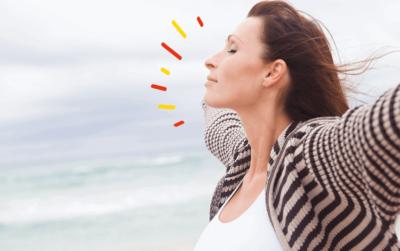 Respira mejor mejora vitalidad y bienestar