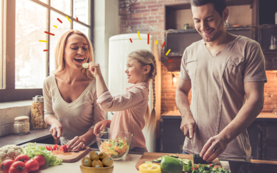 recetas en familia en casa época covid
