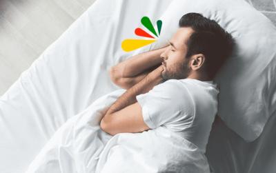 Domir con o sin almohada es bueno