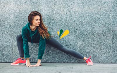 ejercicios para evitar las agujetas