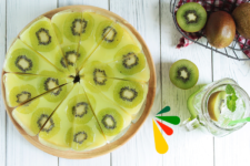 Tarta de kiwi sin horno, un postre que te ayudará a sentirte más vital