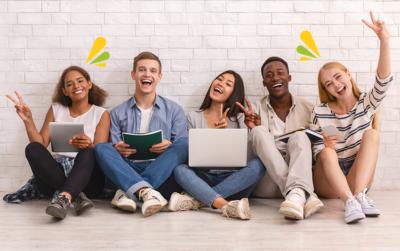 adolescentes y autoconfianza