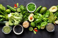 Sé más vital comiendo alimentos vegetales ricos en proteínas