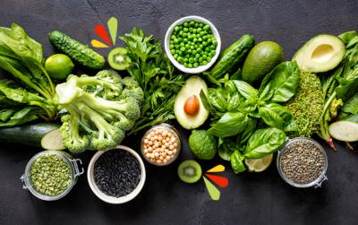 Vegetales ricos en proteínas