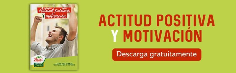 Banner ebook Actitud positiva y motivación