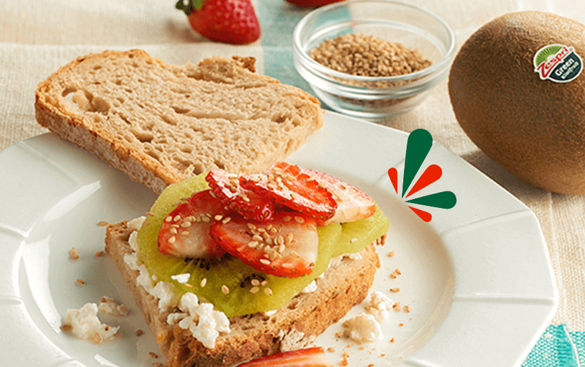 Desayunos con frutas para comenzar el día con vitalidad