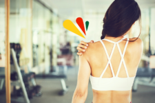 Cuida tus hombros con ejercicios para el manguito rotador
