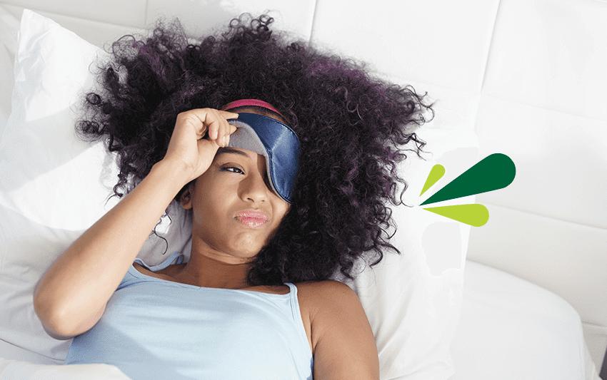 ¿Por qué se producen espasmos al dormir?
