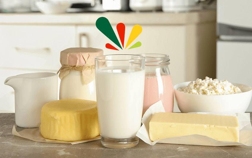 Fortalece tu cuerpo tomando alimentos ricos en calcio