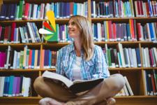 Celebra el día internacional del libro con lecturas llenas de vitalidad