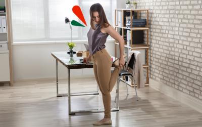 ¡Consigue estilizar tus muslos con estos sencillos ejercicios!