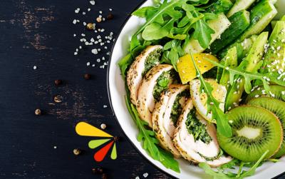 Conoce los mejores alimentos para ganar masa muscular