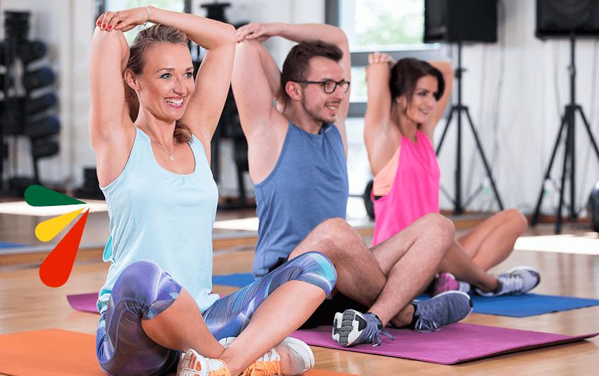 Activa tu vitalidad con estos ejercicios de flexibilidad