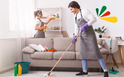 Aprende a organizar las tareas de casa y optimiza tu tiempo