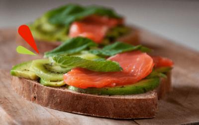 Alimentos con grasas saludables para el cuerpo