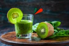 Cómo hacer un smoothie de kiwi fácil y delicioso
