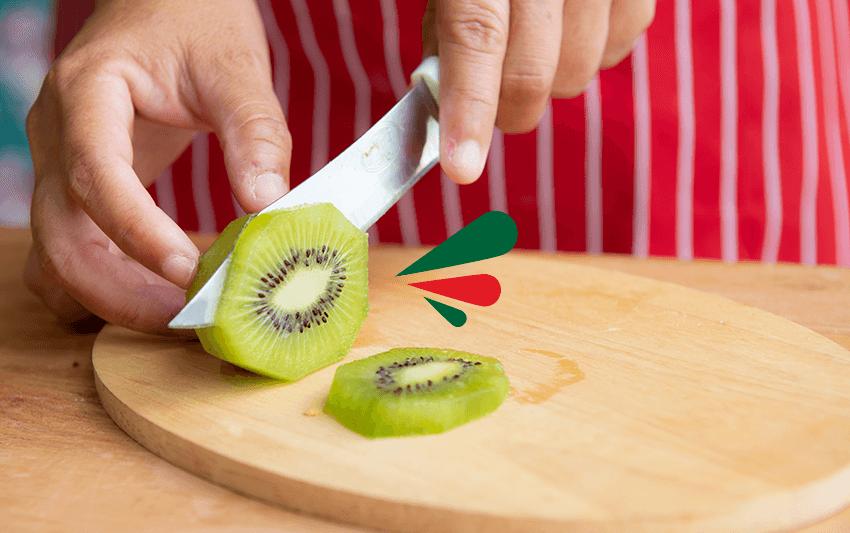Cómo aprender a deshidratar kiwi