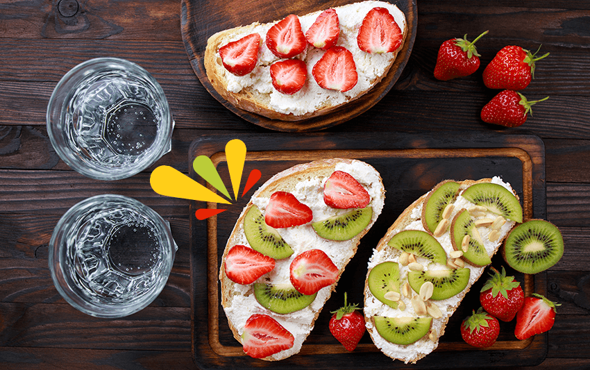 Conoce el pan protéico y come con vitalidad